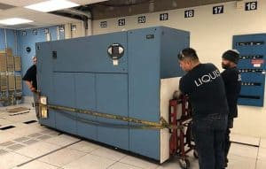 data center decommissioning and liquidation in USA