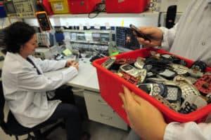 E-waste Recycling Content Image | Liquis