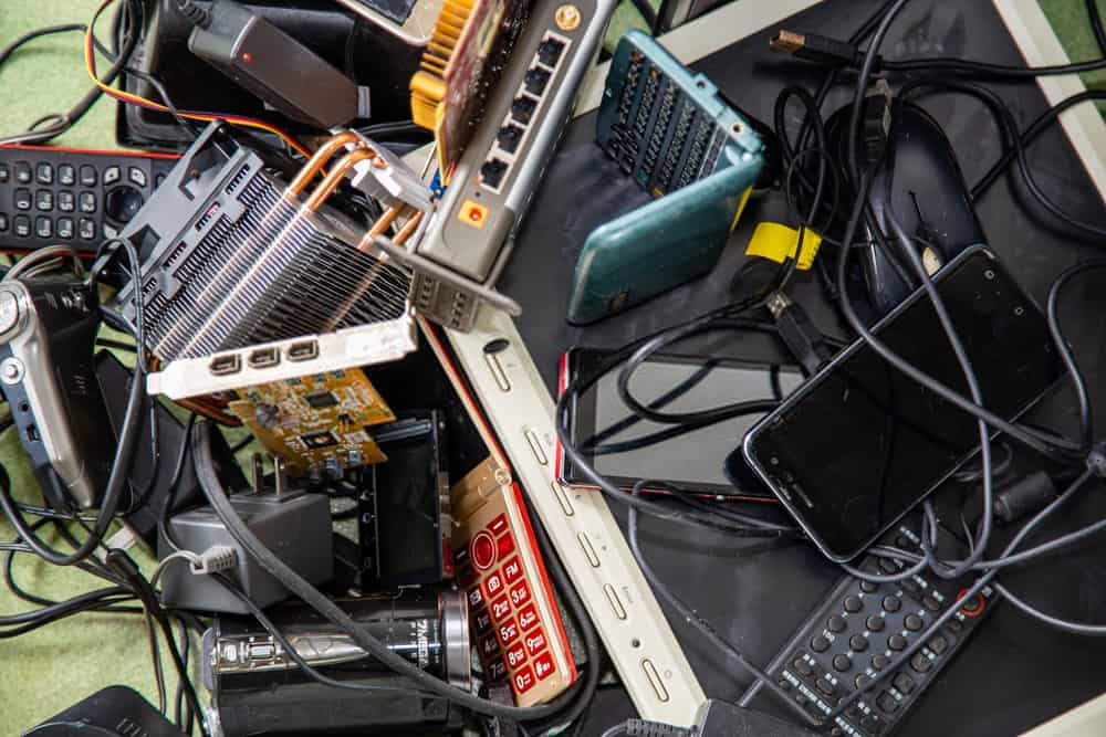 What Percent Of E-waste Is Recycled?